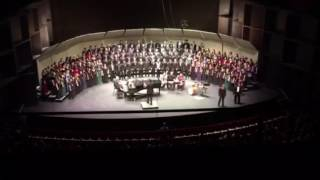 barso re ccsd honor choir 2016