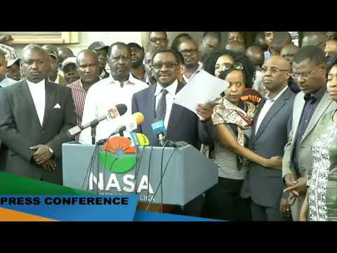 James Orengo SPILL The Beans on Jubilees plans to..