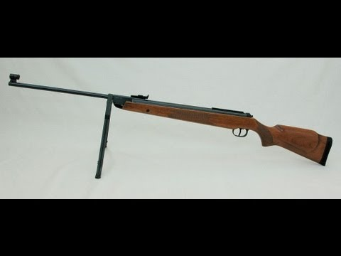 Xisico XS-B28 air rifle  22 cal magnum tuned by Mike Melick
