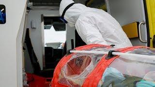 Коронавирус в Казахстане Число заразившихся растет
