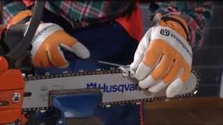 How to work with Chainsaws - Maintenance (part 1)