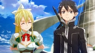 Does Sword Art Online: Lost Song Capture the Magic of the Anime?
