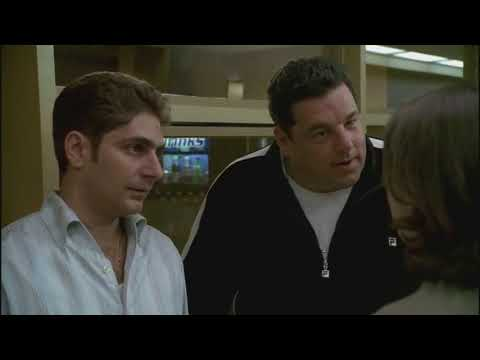 Christopher And Bobby Talk To AJ - The Sopranos HD