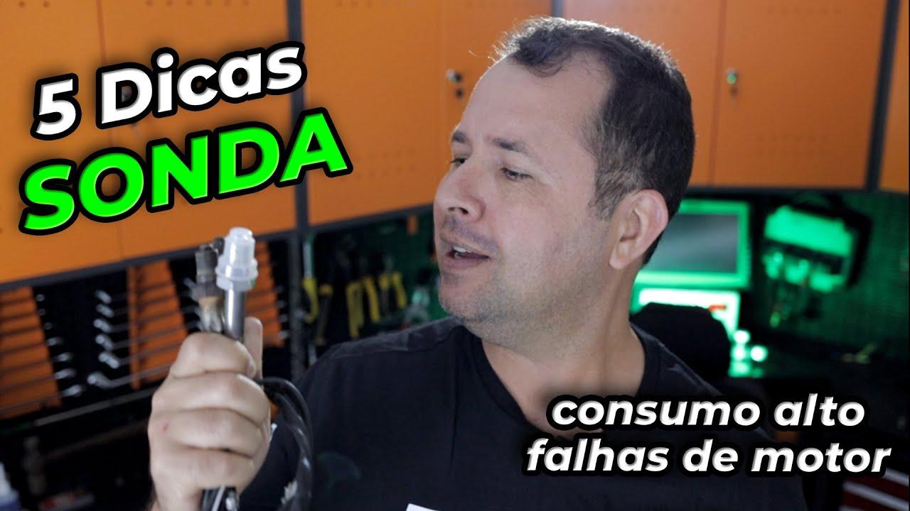 5 DICAS - SENSOR DE OXIGÊNIO - CONSUMO ALTO E FALHAS DE MOTOR