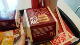 McDonald's Mega Mac