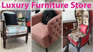 Ultra Luxury Furniture at Affordable Price | All India Delivery