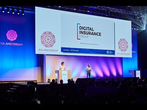 Digital insurance group - Show and Tell - DIA Amsterdam 2018