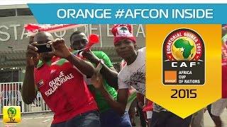 Atmosphere Before Equatorial Guinea Vs Congo - Orange Africa Cup Of Nations, Equ