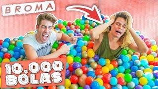 llenamos-su-habitacion-con-10-000-bolas-broma-extrema