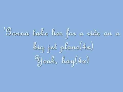 Angus & Julia Stone  Big Jet plane Lyrics