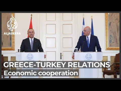 Turkey's Erdogan, Greece's Mitsotakis 'to meet at NATO summit'