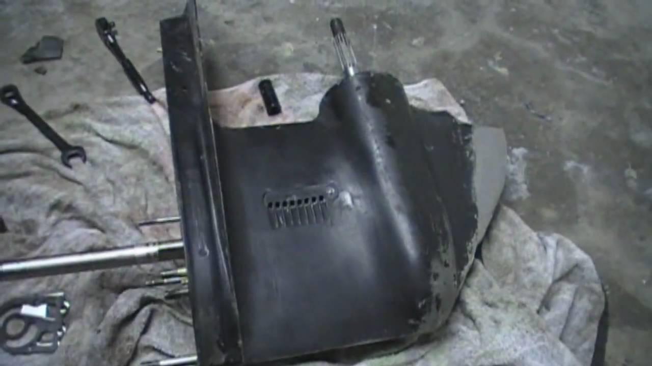Mercruiser Alpha I Water Pump Inspection Youtube