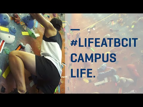 #LifeatBCIT Life on Campus