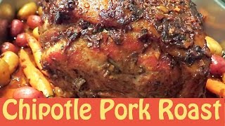 Pork Roast With Chipotle Marinade -- The Frugal Chef