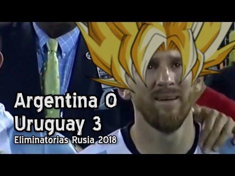 Humor: la imperdible parodia del partido entre Argentina y Uruguay
