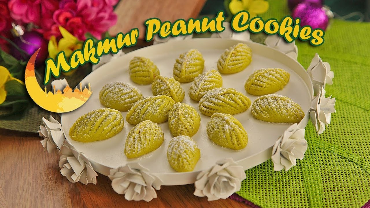 Download How To Make Makmur Peanut Cookies   Share Food Singapore