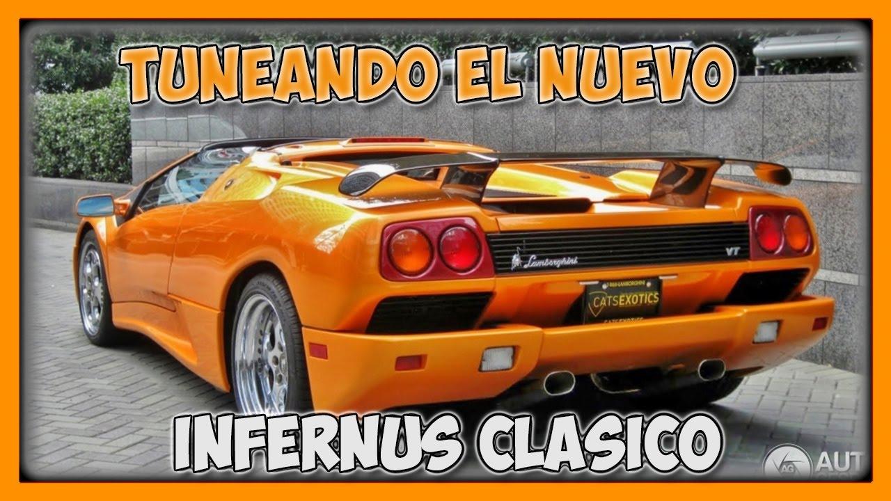 Gta V On Line Tuneando El Nuevo Lamborghini Diablo