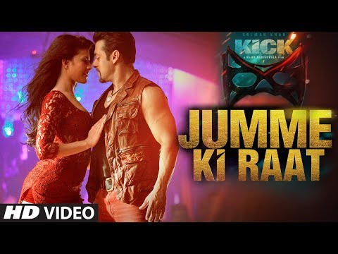 JUMME KI RAAT  song lyrics