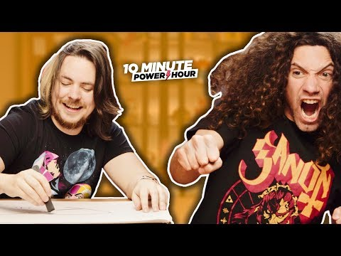 Fan Submitted Pictionary - 10 Minute Power Hour