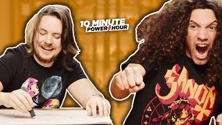 Download Fan Submitted Pictionary - 10 Minute Power Hour Mp3 and Videos