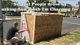 Man Builds Tiny House For A Homeless Woman Sleeping In The Dirt!