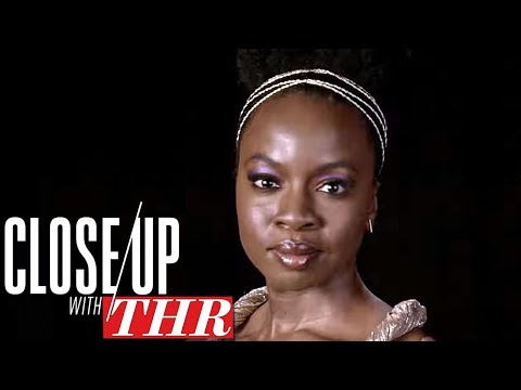 Danai Gurira on Crafting Michonne&39;s Story with Show Creators  Close Up