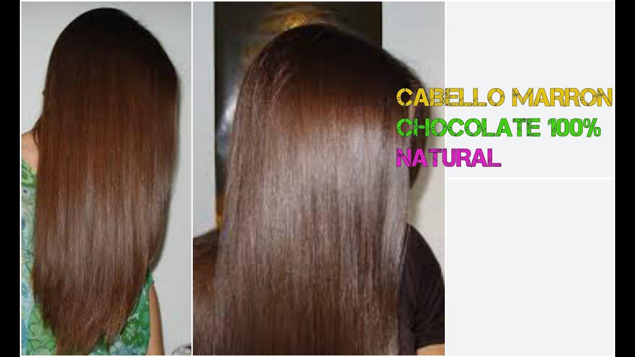 Volver al color natural del cabello