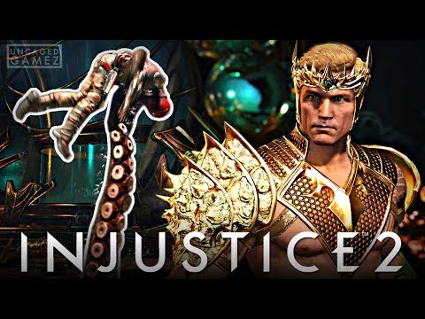 Injustice 2 Ranked Online - Am I Done Using Aquaman?