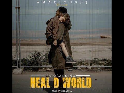 patoranking----heal-the-world-(lyrics-video)