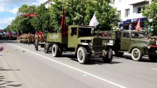 Парад Победы в Симферополе 9 мая 2015(Парад Победы в Симферополе 9 мая 2015., 2015-05-09T18:46:55.000Z)