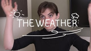 Weekly French Words with Lya - Weather