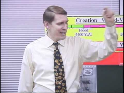 CSE 101-3 - Kent Hovind - College Series - Young Earth Creationism (FULL)