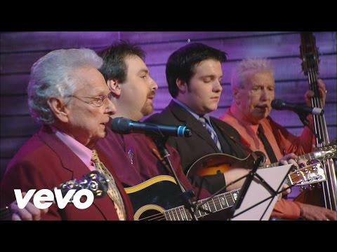 Ralph Stanley & The Clinch Mountain Boys - I Am the Man Thomas [Live]