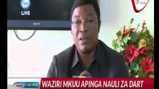 Waziri Mkuu Ageuka Mbogo Nauli za Mabasi ya Mwendokasi