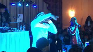 Short Video of the Ar'Mon and Trey Valentine's Day Concert in Erie,Pennsylvania