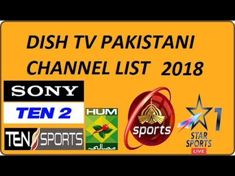 dish tv pakistani new channel list 2018 by dish master