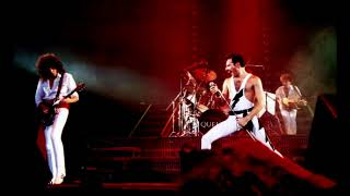 Queen LIVE at Wembley 9/5/1984 (Freddie Mercury's 38th Birthday)