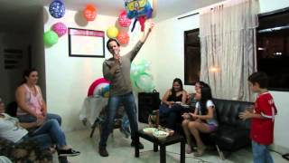 Cuando Ponen la Canción de tu Serie favorita - Karaoke - Dragon Ball Z- Chala head chala