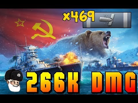 Russian Credit Machine || World of Warships