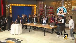 3 Adam - Yılmaz Erdoğan'a Büyük Sürpriz (2.Sezon 16.Bölüm)