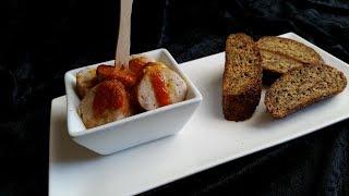 PurzelPfund präsentiert: Low Carb Currywurst