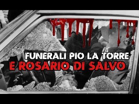 FUNERALI PIO LA TORRE E ROSARIO DI SALVO (02/5/1982 )