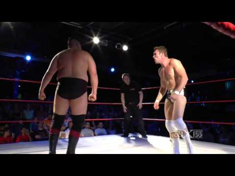 [wXw Match] Big Daddy Walter vs Bobby Gunns 12.06.2015