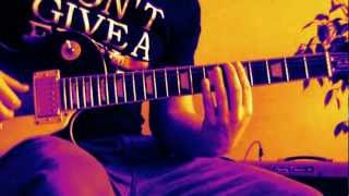 The Ford Farlaine guitar riff