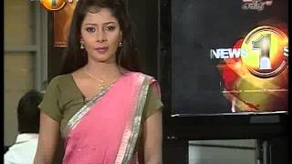 News 1st Prime time 8PM  Shakthi TV news 18th March 2015