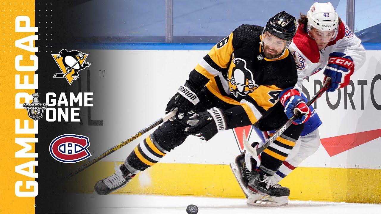 Penguins to start Matt Murray for Game 1 vs. Canadiens