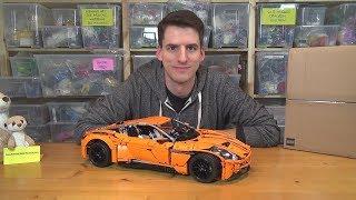 LEGO® Technic MOC Aston Martin DB11 アストンマーチンdb11 検索動画 27