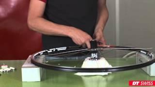 Service Video: DT Swiss TRICON Wheels - Building the Wheel (EN)