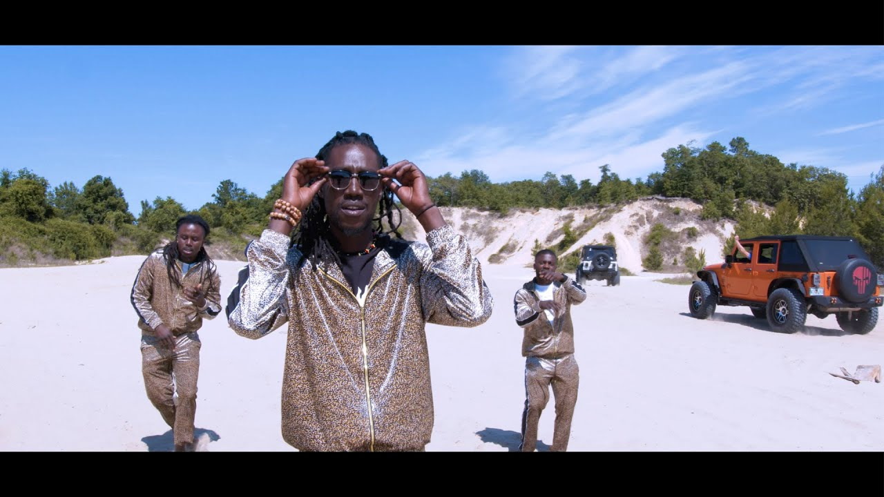 Papy Mike Ft. J.R - Apokalips (Official Video)