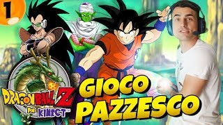 SORPRESA! Nuovo GIOCO DRAGON BALL Z per KINECT. | Official Gameplay Trailer Dragon Ball